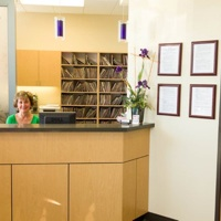 East Portland Dental Office Gallery - Front Desk